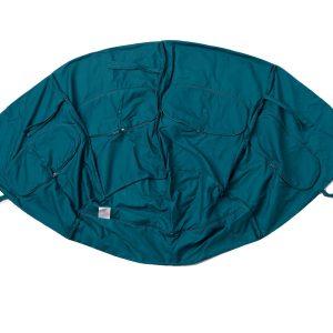 Globo green weatherproof cushion cover