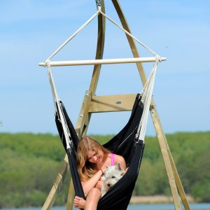 Atlas hanging chair stand