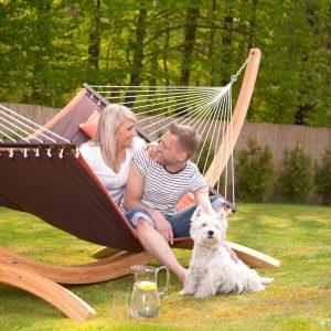 Arcus hammock stand