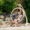 Globo hanging chair stand