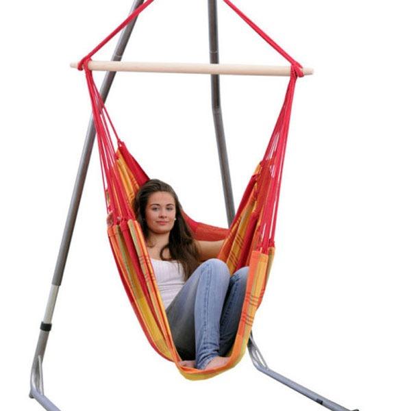Luna Rockstone Hanging Chair Stand Sleepy Hammock