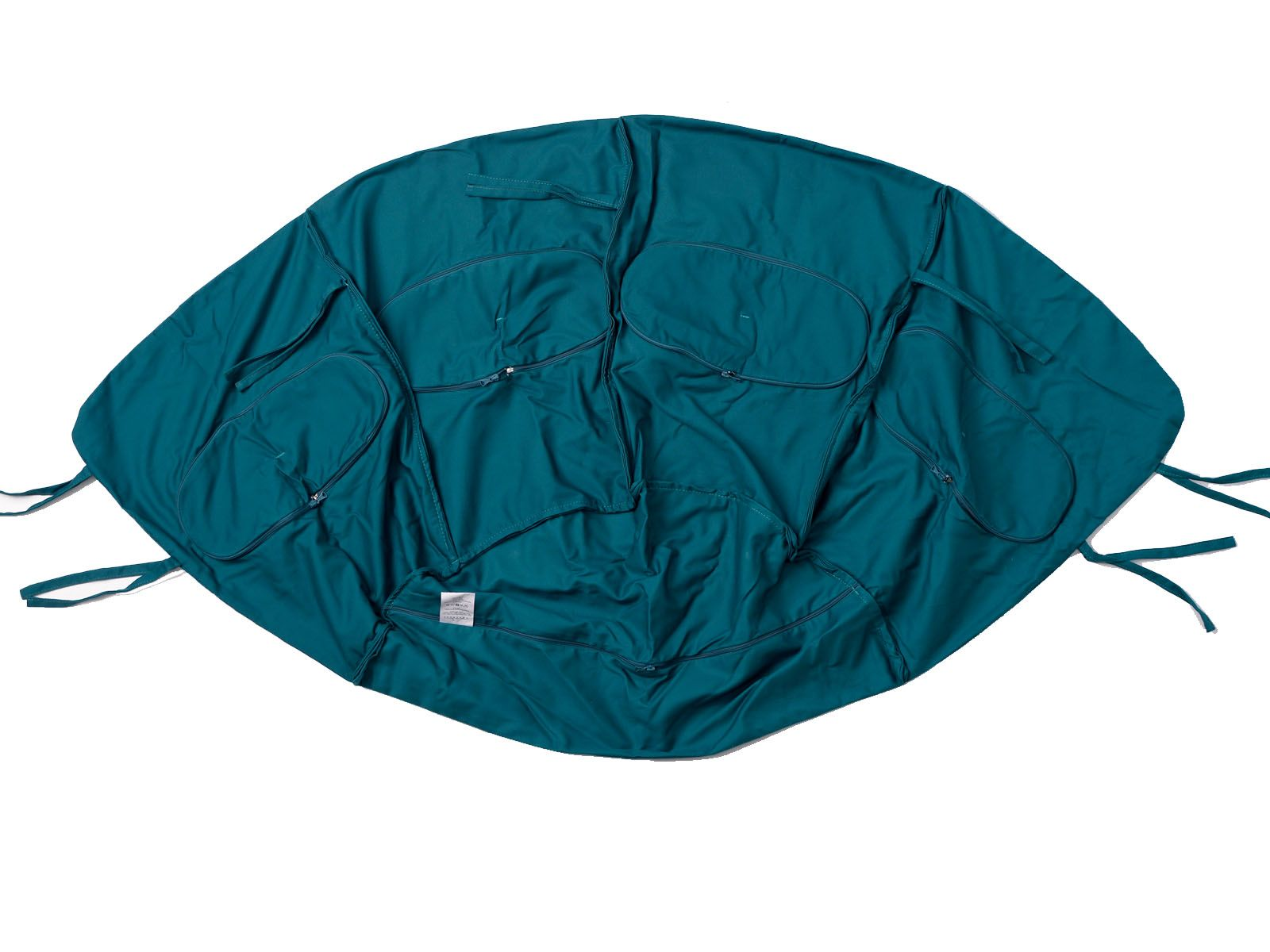 Globo green weatherproof cushion cover