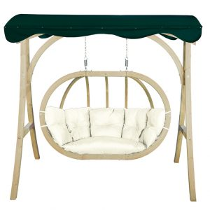 Helios Royal Hanging Chair Frame 2