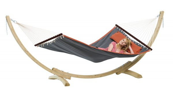 Palm Beach Hammock in Terracotta