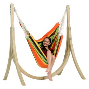 Taurus hanging chair stand