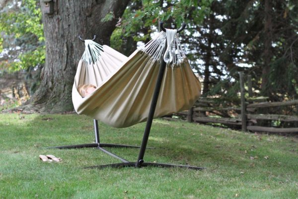 Sunbrella Sunset Hammock with Stand (8ft)