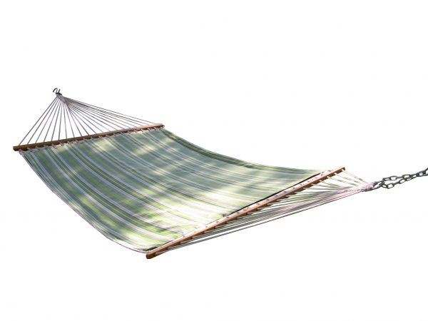 Sunbrella Quilted Hammock - Double (Foster Surfside)