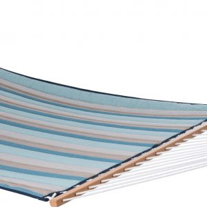 Sunbrella Quilted Hammock - Double (Gateway Mist)