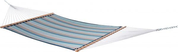 Sunbrella Quilted Hammock - Double (Gateway Mist)