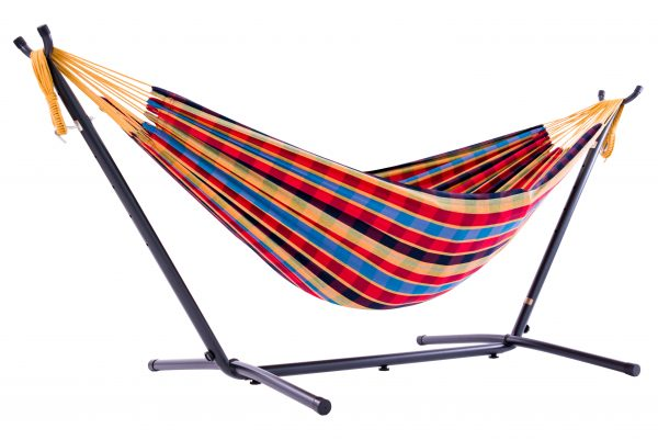 Double Paradise Hammock with Stand (8ft)