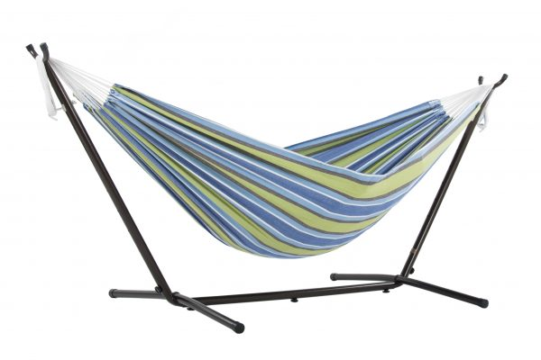 Double Oasis Hammock with Stand (8ft)