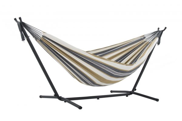 Double Desert Moon Hammock with Stand (8ft)