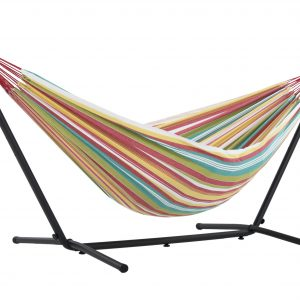 Double Salsa Hammock with Stand (8ft)