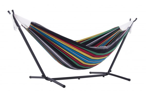 Double Rio Night Hammock with Stand (8ft)