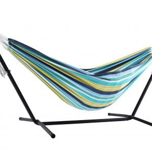 Double Cayo Reef Hammock with Stand (8ft)