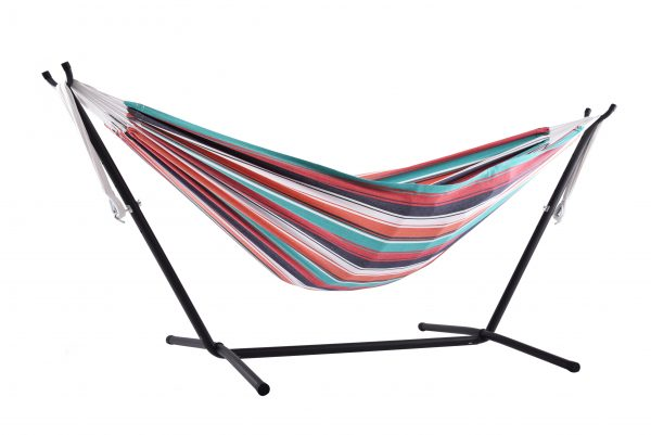 Double Plumeria Hammock with Stand (8ft)