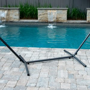 Universal Hammock Stand - Charcoal (8ft)
