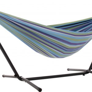 Double Maui Hammock with Stand (8ft)