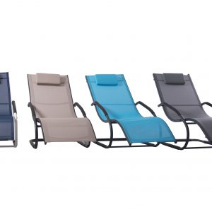Wave Lounger Collection