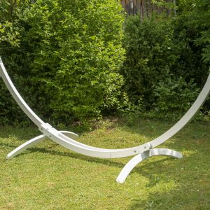 Olymp hammock stand white